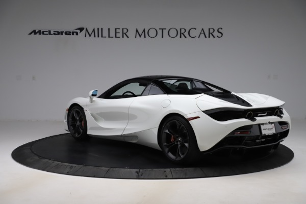 Used 2020 McLaren 720S Spider Convertible for sale Sold at Bugatti of Greenwich in Greenwich CT 06830 18