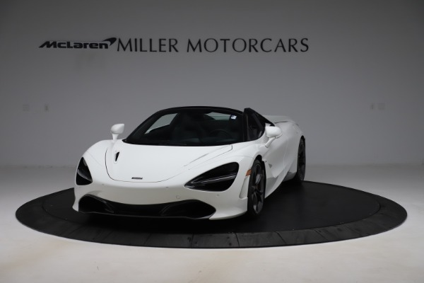 Used 2020 McLaren 720S Spider Convertible for sale Sold at Bugatti of Greenwich in Greenwich CT 06830 2
