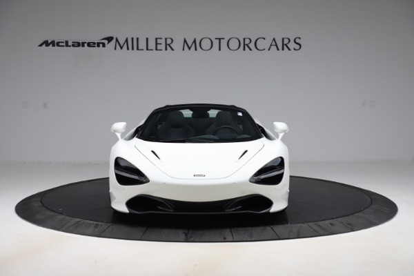 Used 2020 McLaren 720S Spider Convertible for sale Sold at Bugatti of Greenwich in Greenwich CT 06830 3