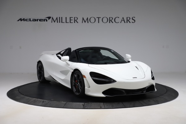 Used 2020 McLaren 720S Spider Convertible for sale Sold at Bugatti of Greenwich in Greenwich CT 06830 4