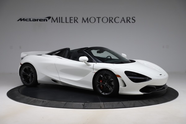Used 2020 McLaren 720S Spider Convertible for sale Sold at Bugatti of Greenwich in Greenwich CT 06830 5