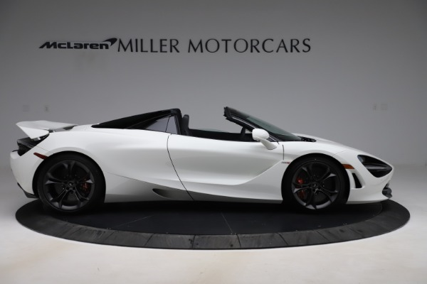 Used 2020 McLaren 720S Spider Convertible for sale Sold at Bugatti of Greenwich in Greenwich CT 06830 6