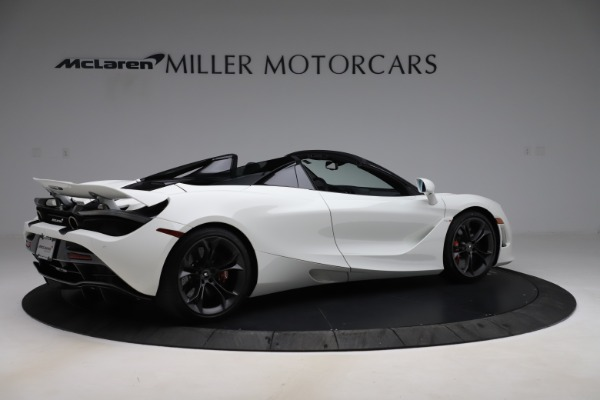 Used 2020 McLaren 720S Spider Convertible for sale Sold at Bugatti of Greenwich in Greenwich CT 06830 7