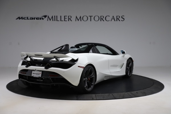 Used 2020 McLaren 720S Spider Convertible for sale Sold at Bugatti of Greenwich in Greenwich CT 06830 8