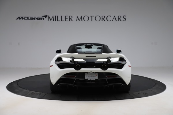 New 2020 McLaren 720S Spider Convertible for sale Sold at Bugatti of Greenwich in Greenwich CT 06830 9