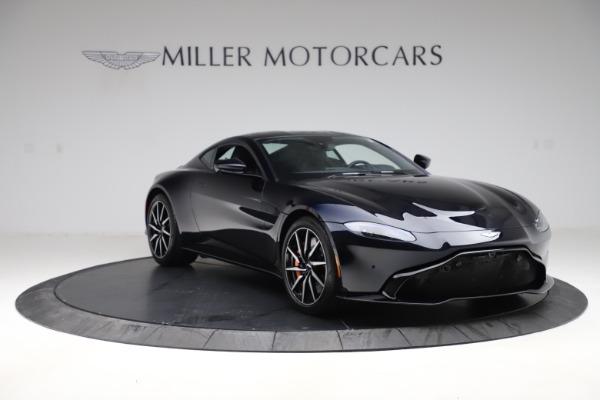 New 2020 Aston Martin Vantage Coupe for sale $195,681 at Bugatti of Greenwich in Greenwich CT 06830 10