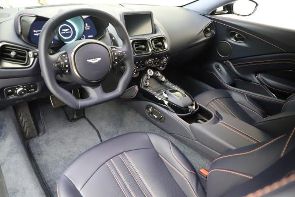 New 2020 Aston Martin Vantage Coupe for sale $195,681 at Bugatti of Greenwich in Greenwich CT 06830 12