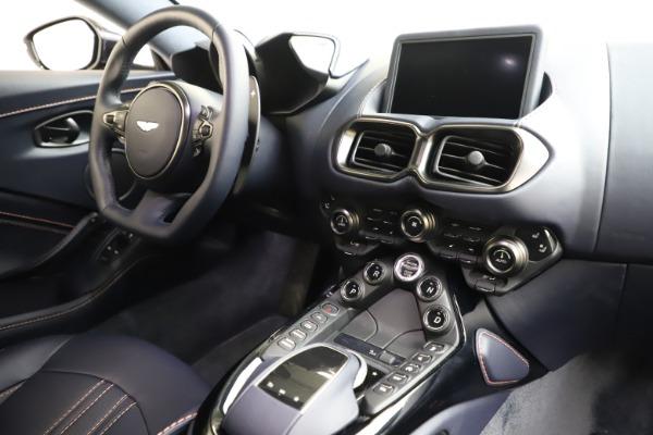 New 2020 Aston Martin Vantage Coupe for sale $195,681 at Bugatti of Greenwich in Greenwich CT 06830 14