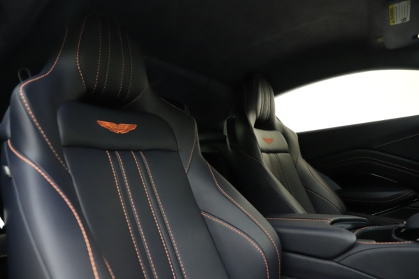 New 2020 Aston Martin Vantage Coupe for sale $195,681 at Bugatti of Greenwich in Greenwich CT 06830 15
