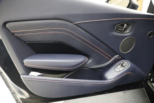 New 2020 Aston Martin Vantage Coupe for sale $195,681 at Bugatti of Greenwich in Greenwich CT 06830 16