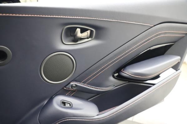 New 2020 Aston Martin Vantage Coupe for sale $195,681 at Bugatti of Greenwich in Greenwich CT 06830 17