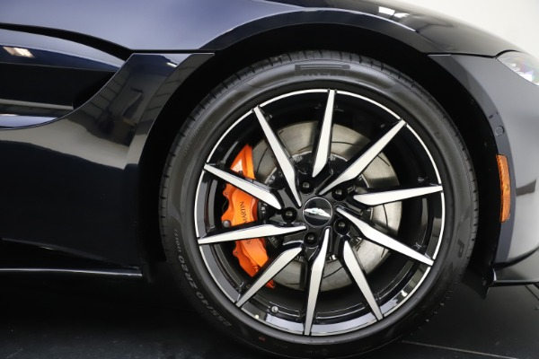 New 2020 Aston Martin Vantage Coupe for sale $195,681 at Bugatti of Greenwich in Greenwich CT 06830 18