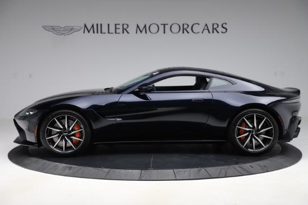 New 2020 Aston Martin Vantage Coupe for sale $195,681 at Bugatti of Greenwich in Greenwich CT 06830 2