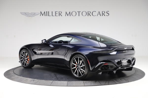 New 2020 Aston Martin Vantage Coupe for sale $195,681 at Bugatti of Greenwich in Greenwich CT 06830 3