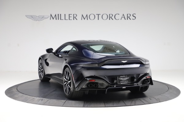 New 2020 Aston Martin Vantage Coupe for sale $195,681 at Bugatti of Greenwich in Greenwich CT 06830 4
