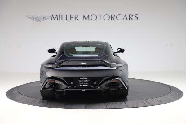New 2020 Aston Martin Vantage Coupe for sale $195,681 at Bugatti of Greenwich in Greenwich CT 06830 5