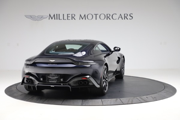 New 2020 Aston Martin Vantage Coupe for sale $195,681 at Bugatti of Greenwich in Greenwich CT 06830 6