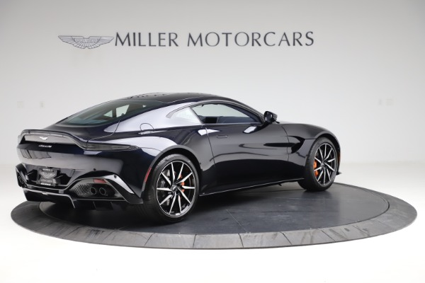 New 2020 Aston Martin Vantage Coupe for sale $195,681 at Bugatti of Greenwich in Greenwich CT 06830 7