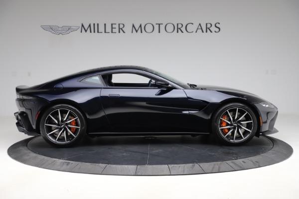 New 2020 Aston Martin Vantage Coupe for sale $195,681 at Bugatti of Greenwich in Greenwich CT 06830 8