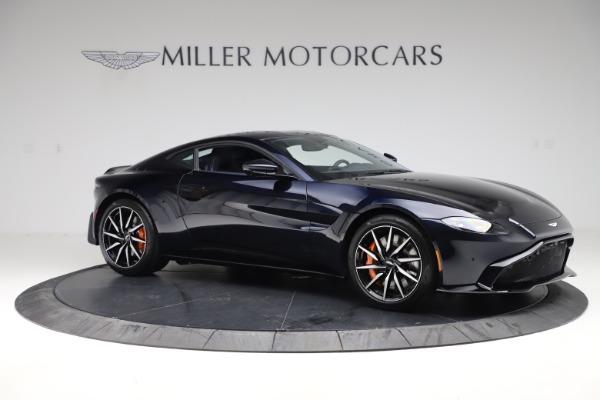 New 2020 Aston Martin Vantage Coupe for sale $195,681 at Bugatti of Greenwich in Greenwich CT 06830 9