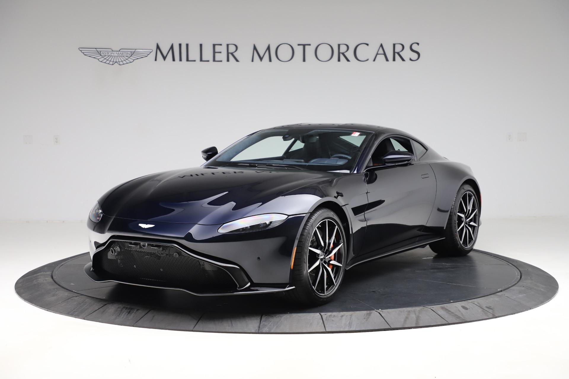 New 2020 Aston Martin Vantage Coupe for sale $195,681 at Bugatti of Greenwich in Greenwich CT 06830 1