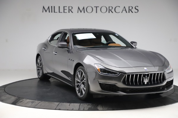 New 2019 Maserati Ghibli S Q4 GranLusso for sale $98,095 at Bugatti of Greenwich in Greenwich CT 06830 11