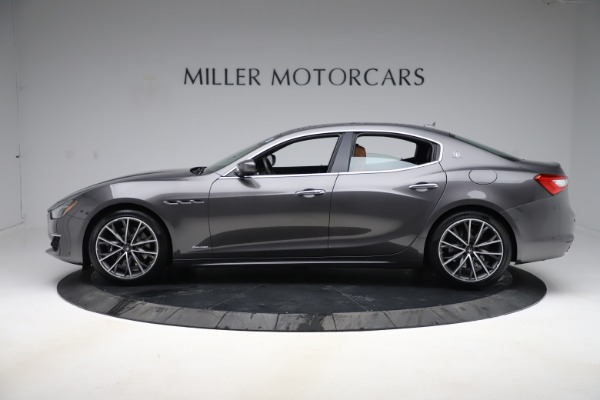 New 2019 Maserati Ghibli S Q4 GranLusso for sale $98,095 at Bugatti of Greenwich in Greenwich CT 06830 3