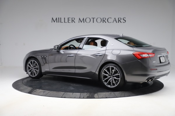 New 2019 Maserati Ghibli S Q4 GranLusso for sale $98,095 at Bugatti of Greenwich in Greenwich CT 06830 4
