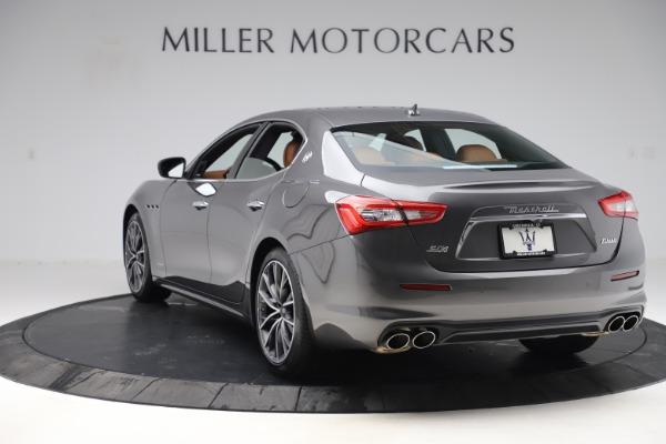 New 2019 Maserati Ghibli S Q4 GranLusso for sale $98,095 at Bugatti of Greenwich in Greenwich CT 06830 5