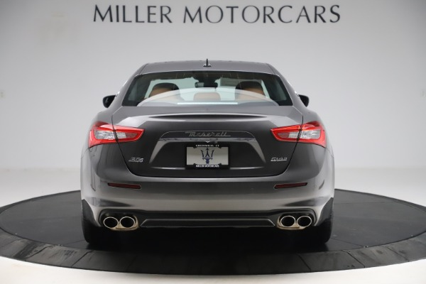 New 2019 Maserati Ghibli S Q4 GranLusso for sale $98,095 at Bugatti of Greenwich in Greenwich CT 06830 6