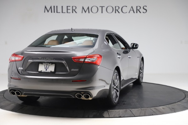 New 2019 Maserati Ghibli S Q4 GranLusso for sale $98,095 at Bugatti of Greenwich in Greenwich CT 06830 7