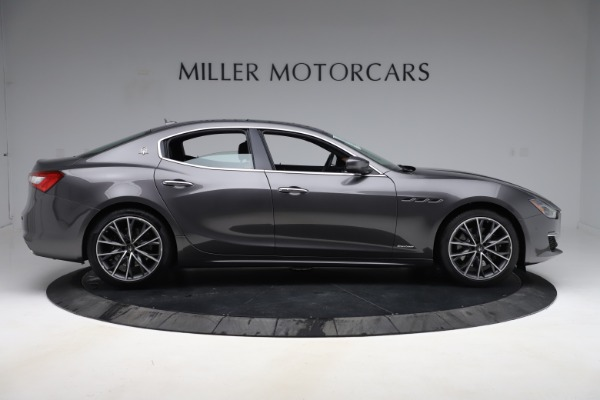 New 2019 Maserati Ghibli S Q4 GranLusso for sale $98,095 at Bugatti of Greenwich in Greenwich CT 06830 9