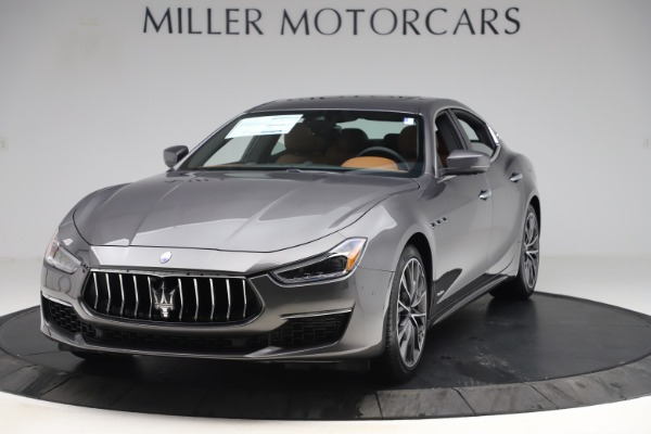 New 2019 Maserati Ghibli S Q4 GranLusso for sale $98,095 at Bugatti of Greenwich in Greenwich CT 06830 1