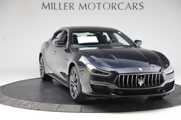 New 2019 Maserati Ghibli S Q4 GranLusso for sale $98,395 at Bugatti of Greenwich in Greenwich CT 06830 11