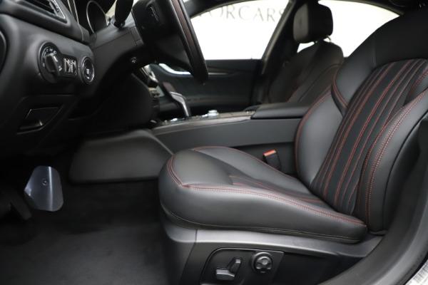 New 2019 Maserati Ghibli S Q4 GranLusso for sale $98,395 at Bugatti of Greenwich in Greenwich CT 06830 14