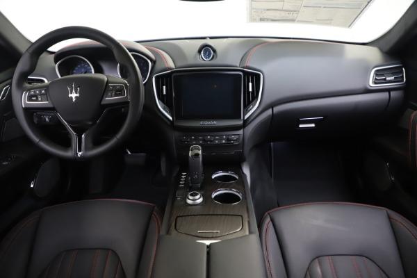 New 2019 Maserati Ghibli S Q4 GranLusso for sale $98,395 at Bugatti of Greenwich in Greenwich CT 06830 16