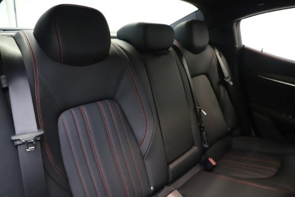 New 2019 Maserati Ghibli S Q4 GranLusso for sale $98,395 at Bugatti of Greenwich in Greenwich CT 06830 26