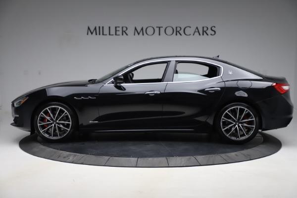 New 2019 Maserati Ghibli S Q4 GranLusso for sale $98,395 at Bugatti of Greenwich in Greenwich CT 06830 3