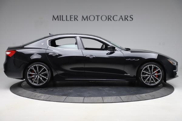 New 2019 Maserati Ghibli S Q4 GranLusso for sale $98,395 at Bugatti of Greenwich in Greenwich CT 06830 9