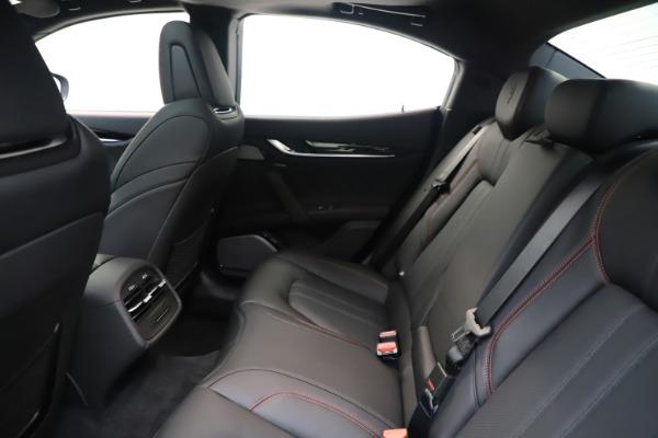 New 2019 Maserati Ghibli S Q4 GranSport for sale $99,905 at Bugatti of Greenwich in Greenwich CT 06830 19