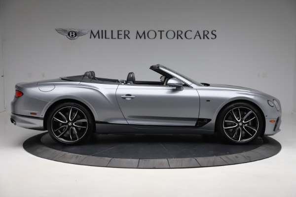 New 2020 Bentley Continental GTC W12 First Edition for sale $309,350 at Bugatti of Greenwich in Greenwich CT 06830 10
