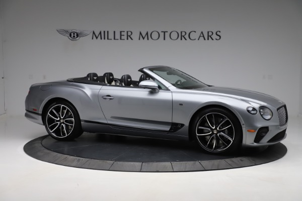 New 2020 Bentley Continental GTC W12 First Edition for sale $309,350 at Bugatti of Greenwich in Greenwich CT 06830 11