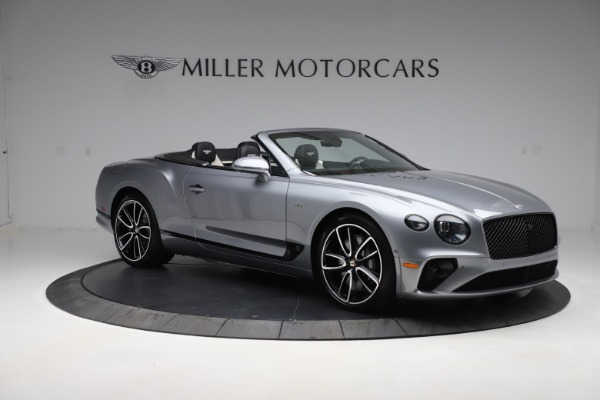 New 2020 Bentley Continental GTC W12 First Edition for sale $309,350 at Bugatti of Greenwich in Greenwich CT 06830 12