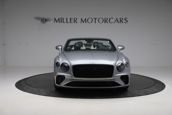 New 2020 Bentley Continental GTC W12 First Edition for sale $309,350 at Bugatti of Greenwich in Greenwich CT 06830 13