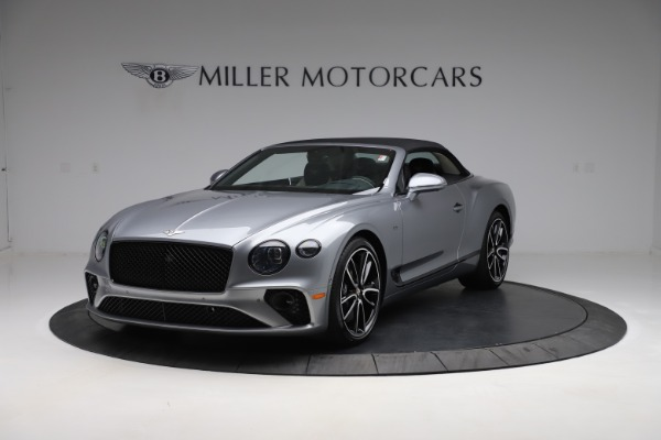New 2020 Bentley Continental GTC W12 First Edition for sale $309,350 at Bugatti of Greenwich in Greenwich CT 06830 14