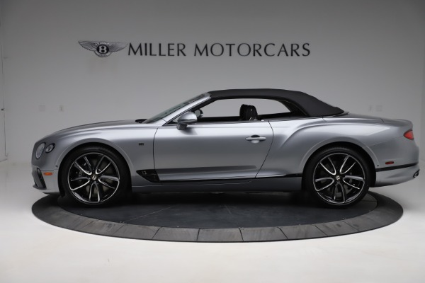New 2020 Bentley Continental GTC W12 First Edition for sale $309,350 at Bugatti of Greenwich in Greenwich CT 06830 15