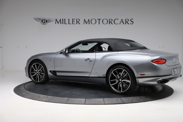 New 2020 Bentley Continental GTC W12 First Edition for sale $309,350 at Bugatti of Greenwich in Greenwich CT 06830 16