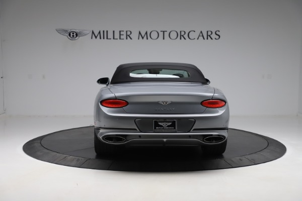 New 2020 Bentley Continental GTC W12 First Edition for sale $309,350 at Bugatti of Greenwich in Greenwich CT 06830 17