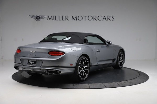New 2020 Bentley Continental GTC W12 First Edition for sale $309,350 at Bugatti of Greenwich in Greenwich CT 06830 19