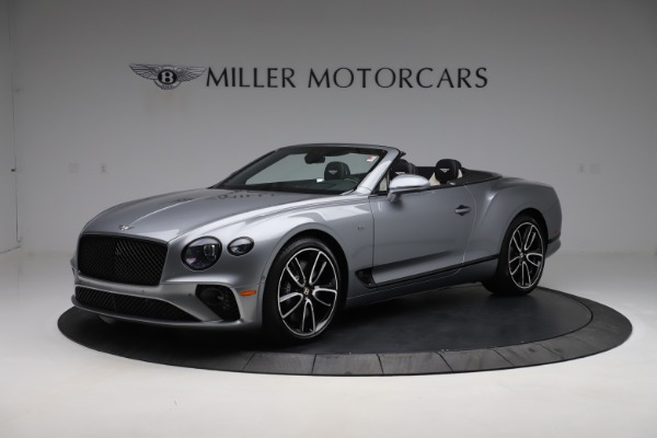 New 2020 Bentley Continental GTC W12 First Edition for sale $309,350 at Bugatti of Greenwich in Greenwich CT 06830 2